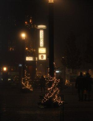 Leuchtmittel Weihnachtsbeleuchtung.Stadt Meckenheim Energieeffiziente Weihnachtsbeleuchtung Für