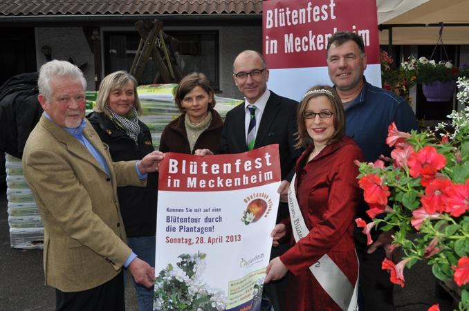 the best fantastic savings fantastic savings Stadt Meckenheim - Pressekonferenz für´s Blütenfest